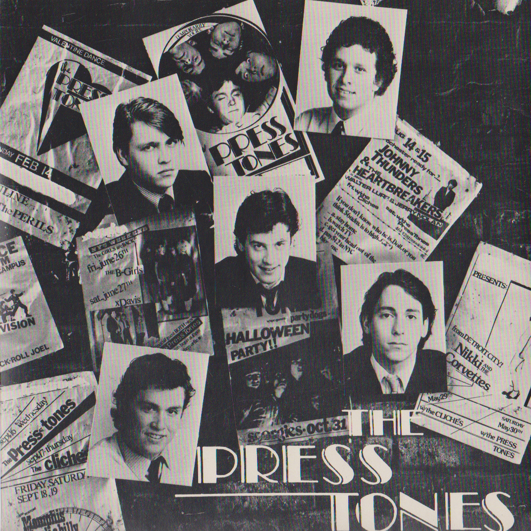 Press Tones 45 on Archive Records