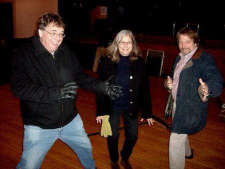 Stan the Man, Peggi and Russ Lunn