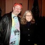 Ed Richter and Peggi Fournier