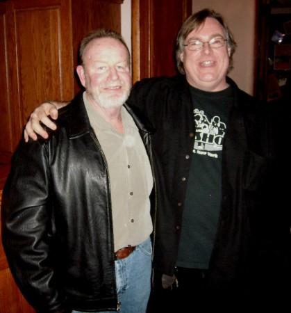 Don Scorgie and Tom Kohn